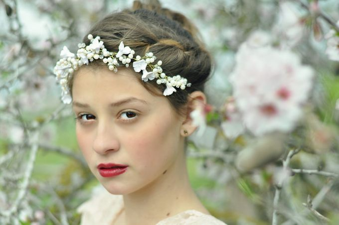 Exclusive bridal hair accessories for new season by Weddingbliss - 007