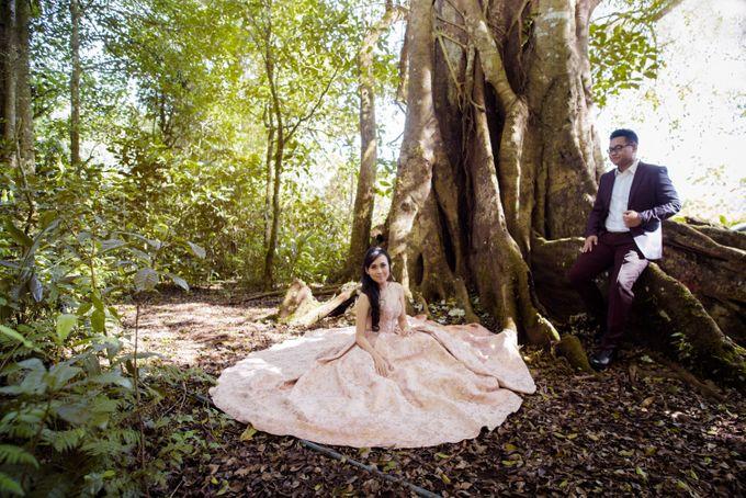 Henry & Friska Bali Pre-Wedding by Picomo - 024