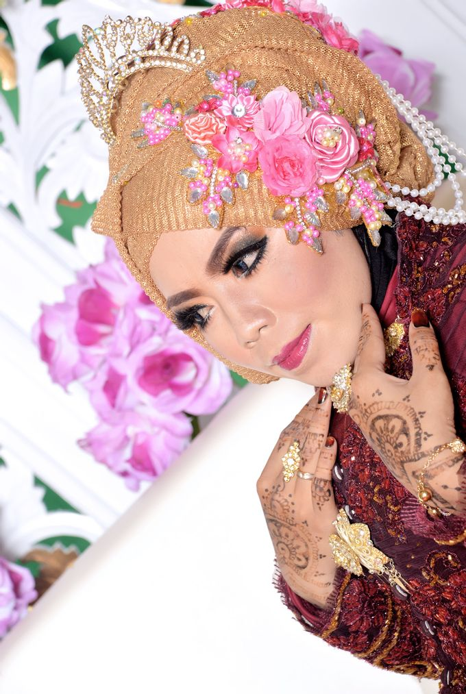 moslem wedding by yuli rias pengantin - 003