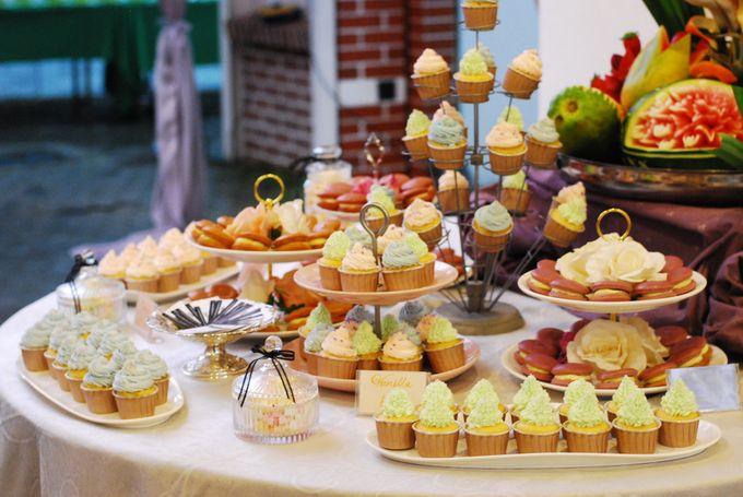 Dessert table by Baked KL - 003