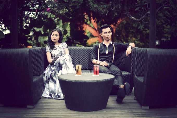 Pre wedding - Faiqah & Afiq by Raihan Talib Photography - 002