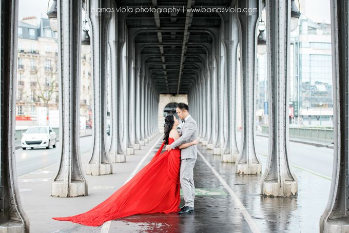 Paris Engagement Session by Barnas Viola Photography - 003