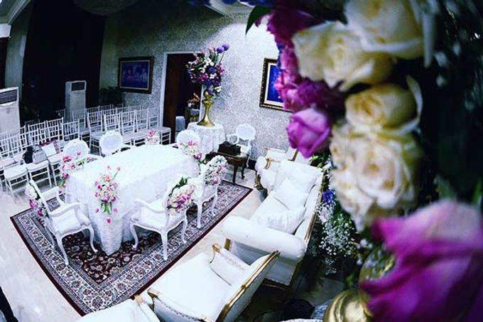 Akad Nikah dr Fika & dr Arif by Watie Iskandar Wedding Decoration & Organizer - 002