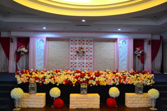 Ming Palace Ballroom at New metro Hotel Semarang by Merlynn Park Hotel - 002