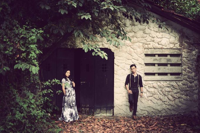 Pre wedding - Faiqah & Afiq by Raihan Talib Photography - 005