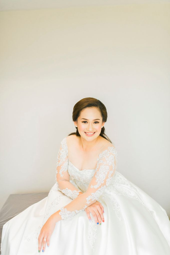 Jun and Hazel Nuptial by Raychard Kho Photography - 006
