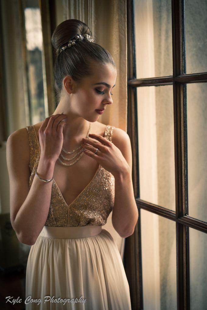Bridal Looks by Cinthia Torres Makeup Artistry - 001