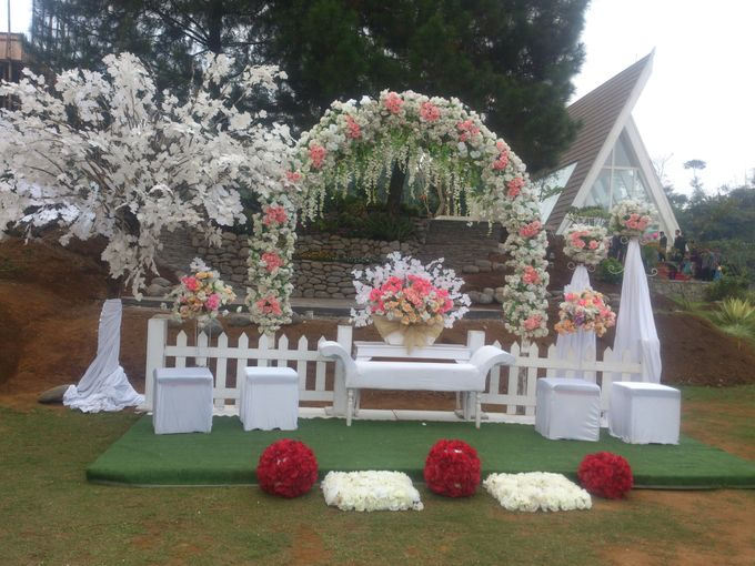 Wedding Decoration by Green Forest Resort & Wedding - 024