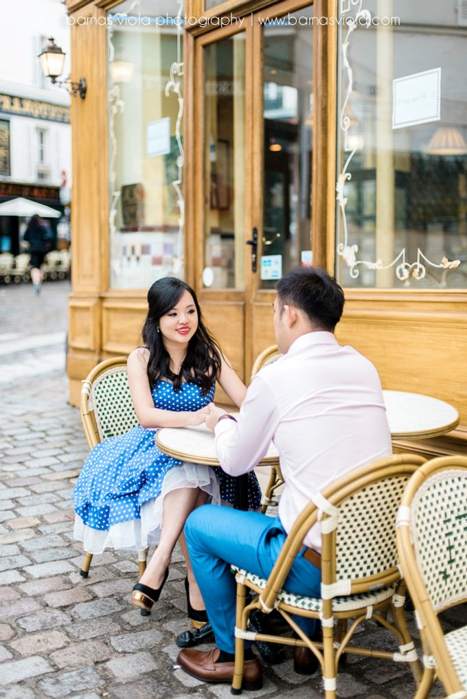Paris Engagement Session by Barnas Viola Photography - 010