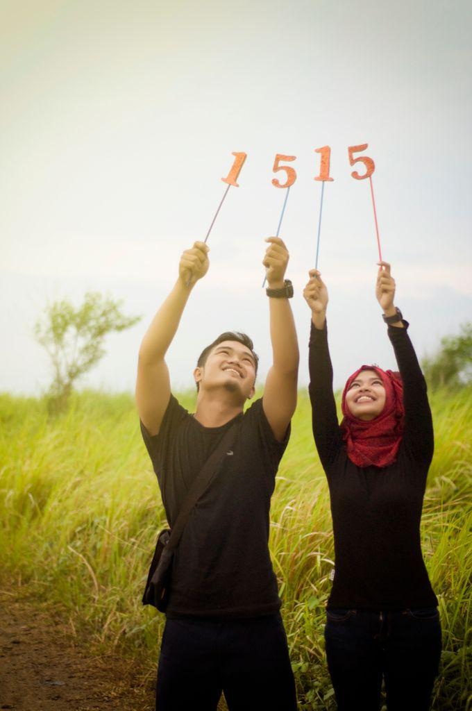 Nurul and Agus Prewedding by KSA photography - 006