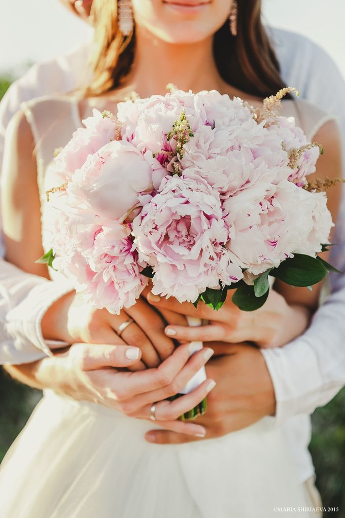 Peonies wedding by Bali Angels - 023