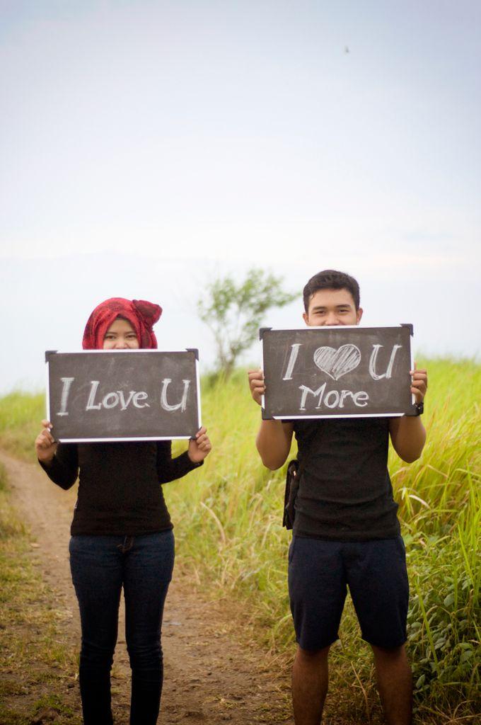 Nurul and Agus Prewedding by KSA photography - 008
