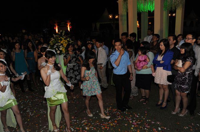Wedding Flashmop by Various Dance Enterprise - 001