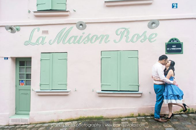 Paris Engagement Session by Barnas Viola Photography - 005
