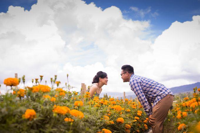 Henry & Friska Bali Pre-Wedding by Picomo - 022