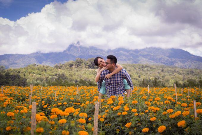 Henry & Friska Bali Pre-Wedding by Picomo - 023