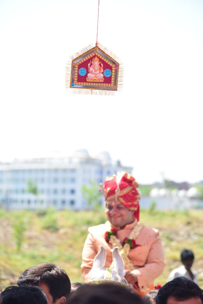 A lovely tale of differently matched couple by Yesha Weddings Destination Wedding Planner - 004