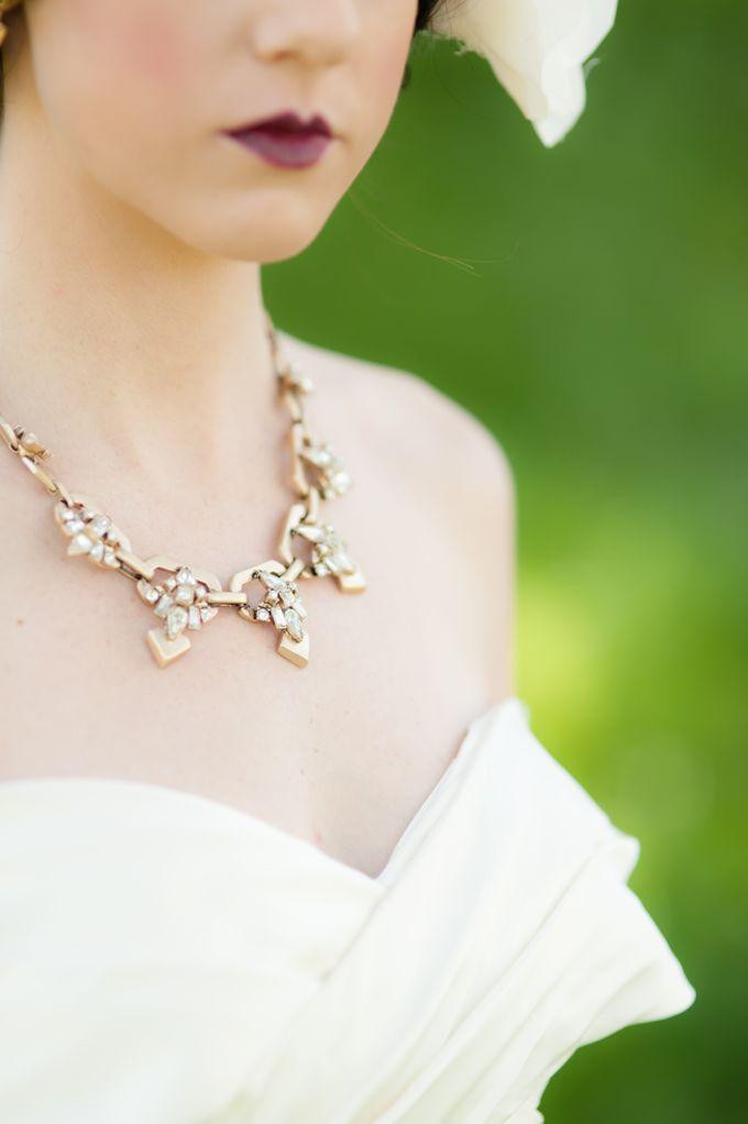 Great Gatsby Wedding Inspiration by Mark Martinez Photography - 024
