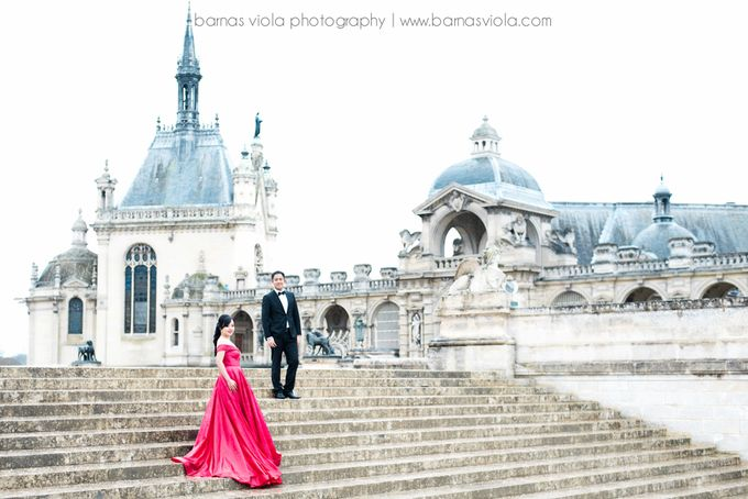 Paris Engagement Session by Barnas Viola Photography - 011