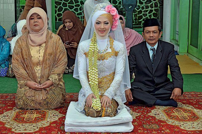 The wedding of Dama by Susi Beauty Wedding - 001