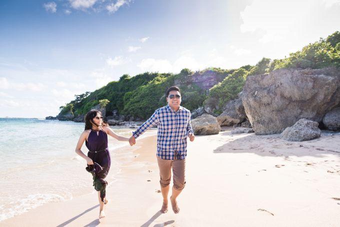 Henry & Friska Bali Pre-Wedding by Picomo - 013