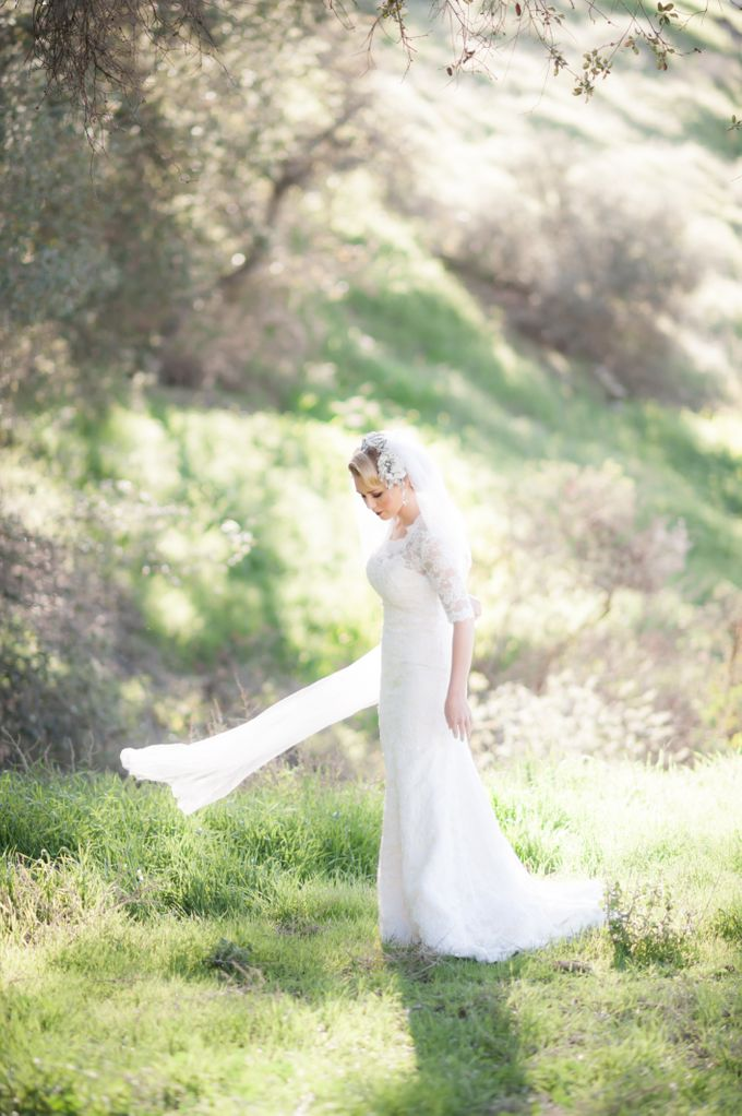 Great Gatsby Wedding Inspiration by Mark Martinez Photography - 019