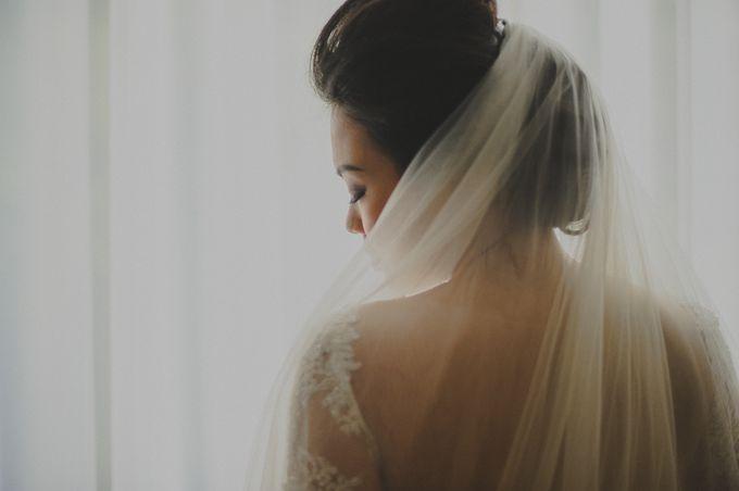 Novita & Mourick Wedding by Mario JR by Pompidou Sweet & Savoury - 004
