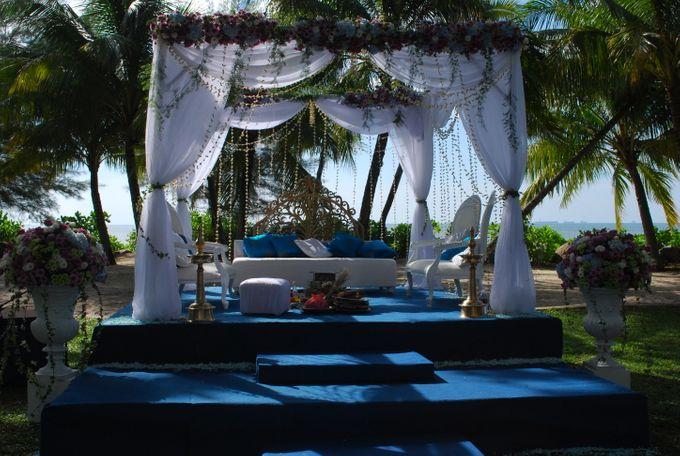 Wedding Themes at Rasa Sayang by Shangri-La Rasa Sayang Resort - 017