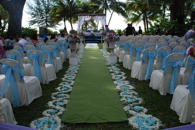 Wedding Themes at Rasa Sayang by Shangri-La Rasa Sayang Resort - 013