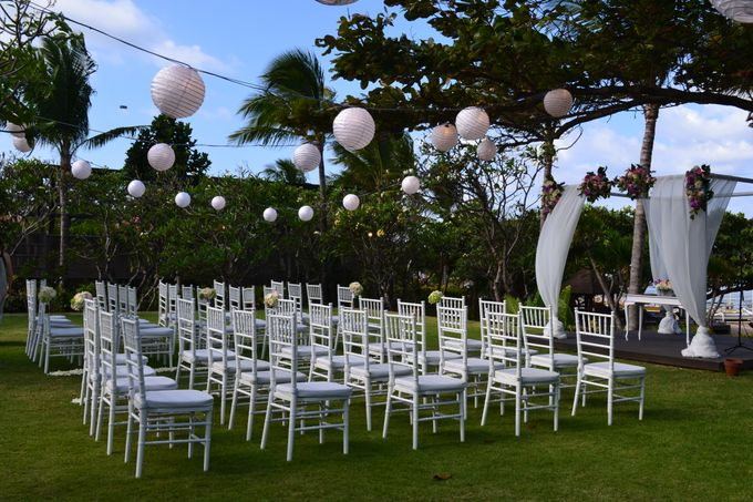 WEDDING OF ALEX & NAOMI by Fairmont Sanur Beach Bali - 006