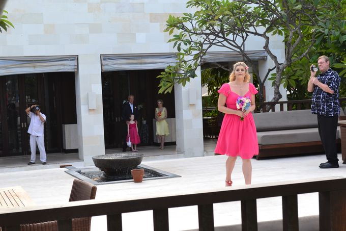 WEDDING OF ALEX & NAOMI by Fairmont Sanur Beach Bali - 008