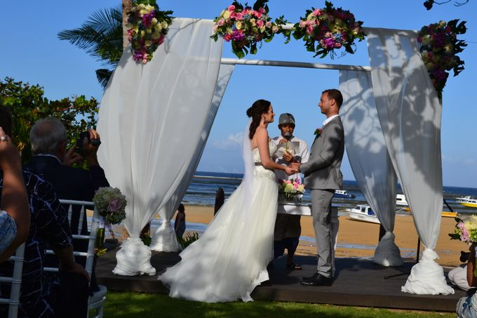 WEDDING OF ALEX & NAOMI by Fairmont Sanur Beach Bali - 013