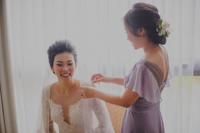 Novita & Mourick Wedding by Mario JR by Pompidou Sweet & Savoury - 005