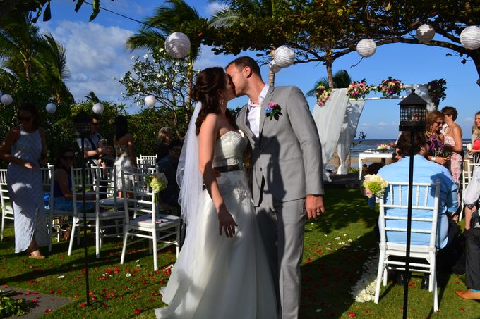 WEDDING OF ALEX & NAOMI by Fairmont Sanur Beach Bali - 018