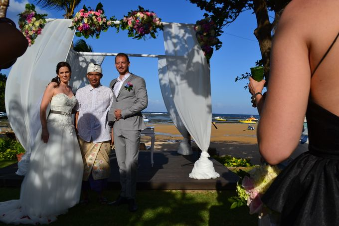 WEDDING OF ALEX & NAOMI by Fairmont Sanur Beach Bali - 019
