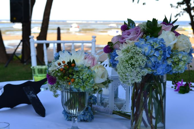 WEDDING OF ALEX & NAOMI by Fairmont Sanur Beach Bali - 023