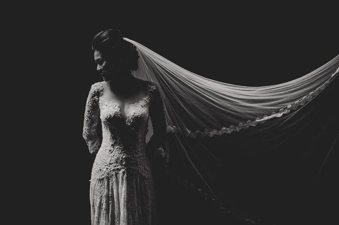 Novita & Mourick Wedding by Mario JR by Pompidou Sweet & Savoury - 008