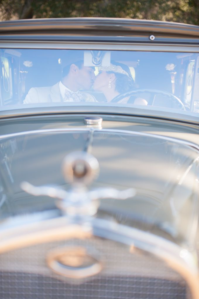 Great Gatsby Wedding Inspiration by Mark Martinez Photography - 029