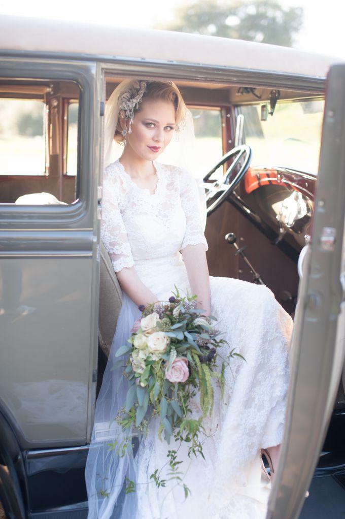 Great Gatsby Wedding Inspiration by Mark Martinez Photography - 030