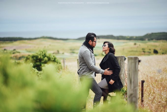 Neshia & Agra Melbourne Prewedding Day II by Thepotomoto Photography - 042