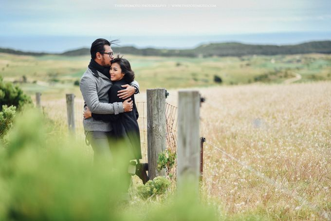 Neshia & Agra Melbourne Prewedding Day II by Thepotomoto Photography - 041