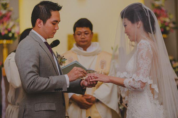 Novita & Mourick Wedding by Mario JR by Pompidou Sweet & Savoury - 016