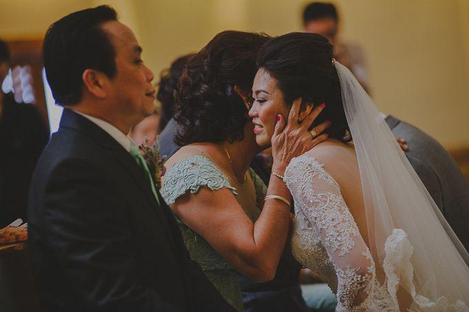 Novita & Mourick Wedding by Mario JR by Pompidou Sweet & Savoury - 018