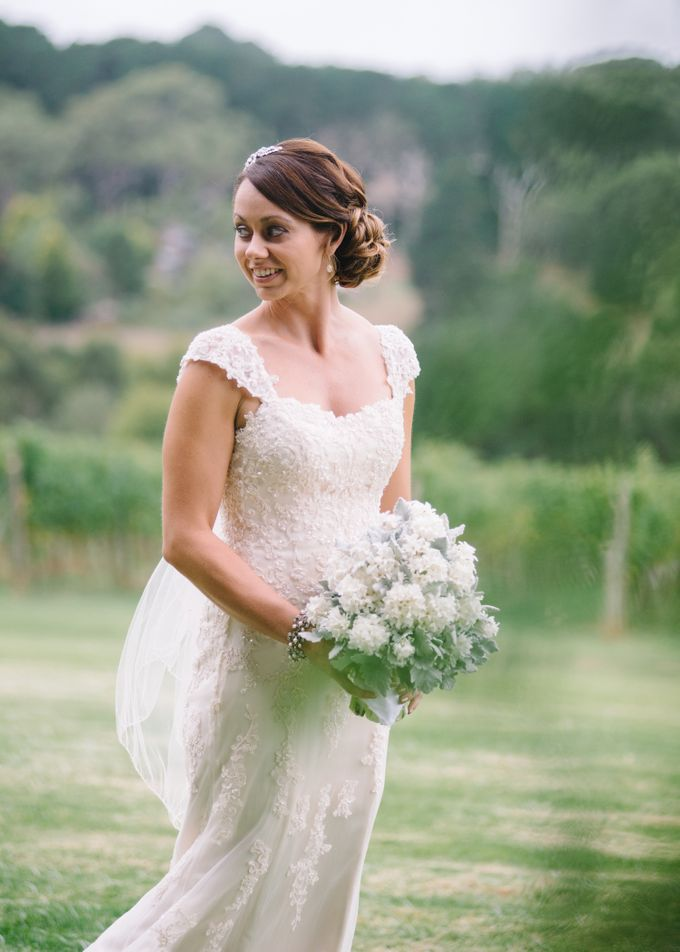 Real Wedding by In Photography by Michelle Pragt - 005