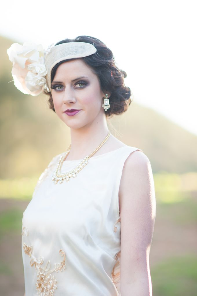 Great Gatsby Wedding Inspiration by Mark Martinez Photography - 012