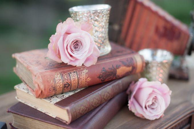 Great Gatsby Wedding Inspiration by Mark Martinez Photography - 015