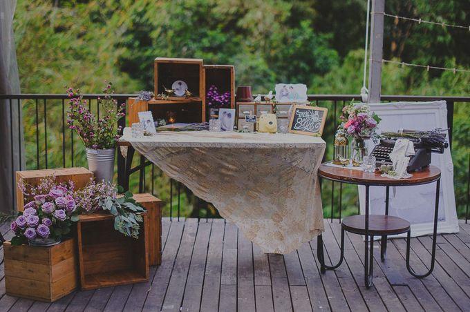 Novita & Mourick Wedding by Mario JR by Pompidou Sweet & Savoury - 023
