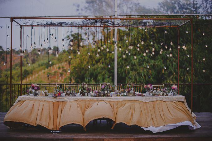 Novita & Mourick Wedding by Mario JR by Pompidou Sweet & Savoury - 024