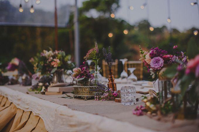 Novita & Mourick Wedding by Mario JR by Pompidou Sweet & Savoury - 025