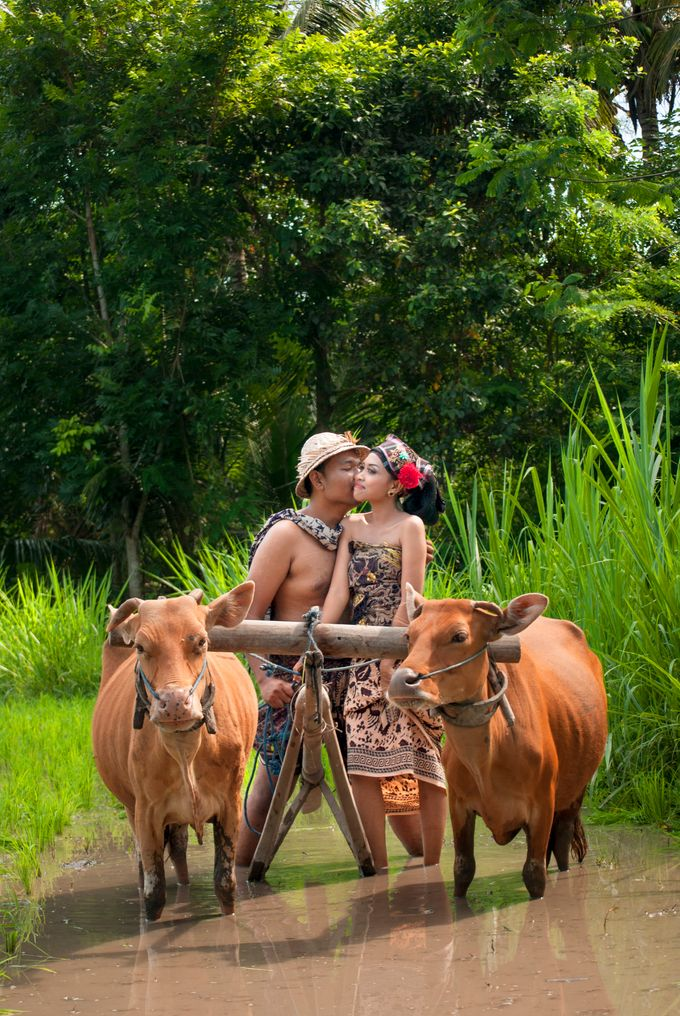 Pre Wed with Balinese Classic  Theme by De Umah Bali - 001